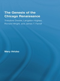 Cover Genesis of the Chicago Renaissance
