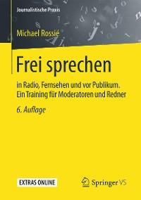 Cover Frei sprechen