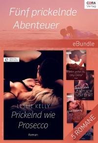 Cover Fünf prickelnde Abenteuer