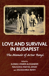 Cover Love and Survival in Budapest