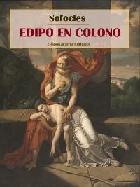 Cover Edipo en Colono