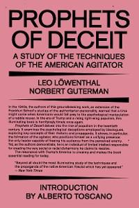 Cover Prophets of Deceit