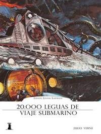 Cover Veinte mil leguas de viaje submarino
