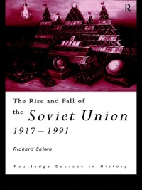 Cover Rise and Fall of the Soviet Union