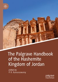 Cover The Palgrave Handbook of the Hashemite Kingdom of Jordan