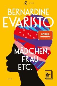 Cover Mädchen, Frau etc. - Booker Prize 2019
