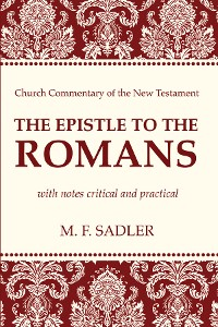 Cover The Epistle to the Romans