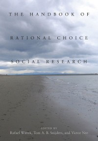 Cover The Handbook of Rational Choice Social Research
