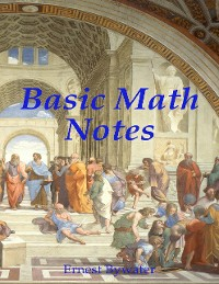 Cover Basic Math Notes