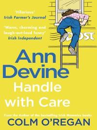 Cover Ann Devine