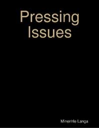 Cover Pressing Issues