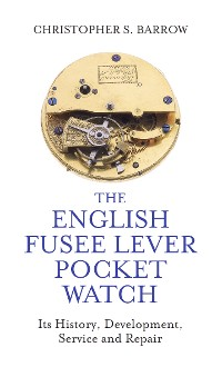 Cover English Fusee Lever Pocket Watch