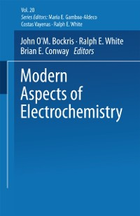 Cover Modern Aspects of Electrochemistry No. 20