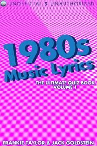 Cover 1980s Music Lyrics