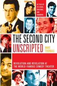 Cover Second City Unscripted