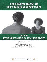 Cover Interview & Interrogation with Eyewitness Evidence