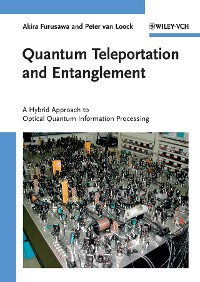 Cover Quantum Teleportation and Entanglement