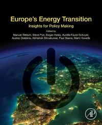 Cover Europe's Energy Transition