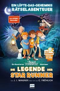 Cover Die Legende der Star Runner