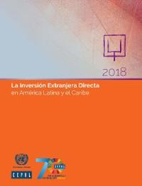 Cover La Inversión Extranjera Directa en América Latina y el Caribe 2018