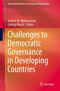 Cover Challenges to Democratic Governance in Developing Countries