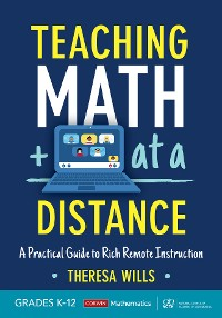 Cover Teaching Math at a Distance, Grades K-12
