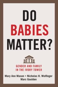 Cover Do Babies Matter?