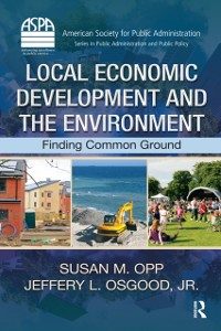 Cover Local Economic Development and the Environment