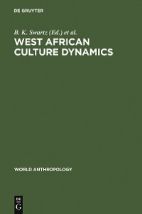 Cover West African Culture Dynamics