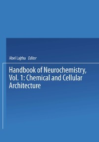 Cover Chemical and Cellular Architecture