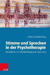 Cover Stimme und Sprechen in der Psychotherapie