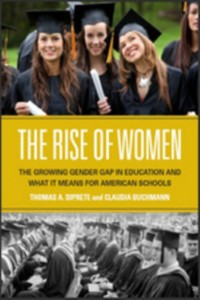 Cover Rise of Women
