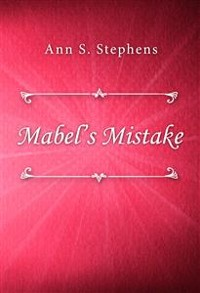 Cover Mabel's Mistake