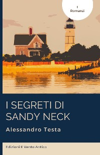 Cover I segreti di Sandy Neck