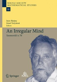 Cover An Irregular Mind