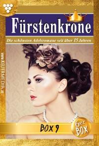 Cover Fürstenkrone Jubiläumsbox 9 - Adelsroman
