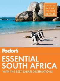 Cover Fodor's Essential South Africa