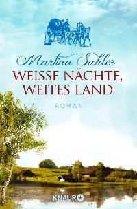 Cover Weiße Nächte, weites Land