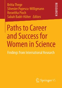 Cover Paths to Career and Success for Women in Science