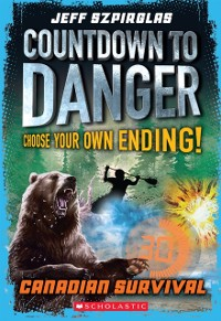 Cover Countdown to Danger: Canadian Survival