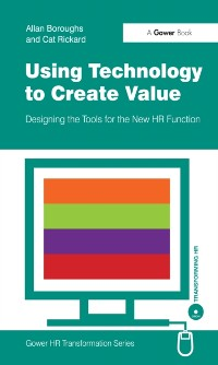Cover Using Technology to Create Value