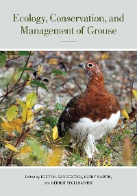 Cover Ecology, Conservation, and Management of Grouse