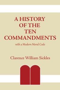 Cover History of the Ten Commandments