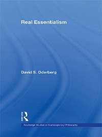 Cover Real Essentialism