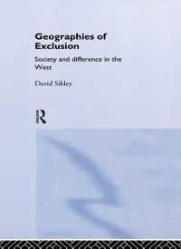 Cover Geographies of Exclusion