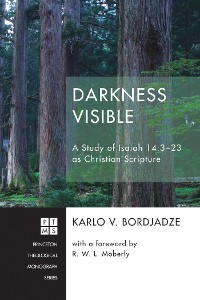Cover Darkness Visible