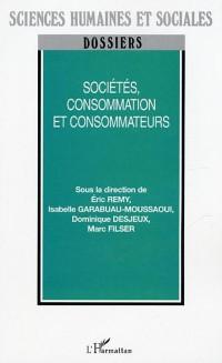 Cover Societes, consommation et consommateurs