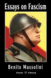 Cover Essays on Fascism
