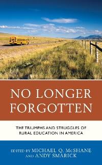 Cover No Longer Forgotten