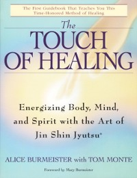 Cover Touch of Healing